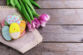 Vynikající velikonoční cukroví — Stock fotografie