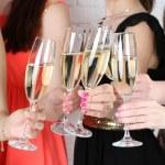 Girls have party celebration — ストック写真 #70605023