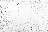 Water drops texture background — Stock Photo