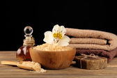 Spa still life — Stock Photo