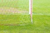 Fondo de fútbol campo estadio — Foto de Stock