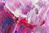 Abstract colorful brushstrokes as background — Stock Photo