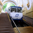 Cable railway in Kiev — Stock Photo #74671929