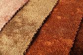 Scraps of colored tissue close up — Stock Photo
