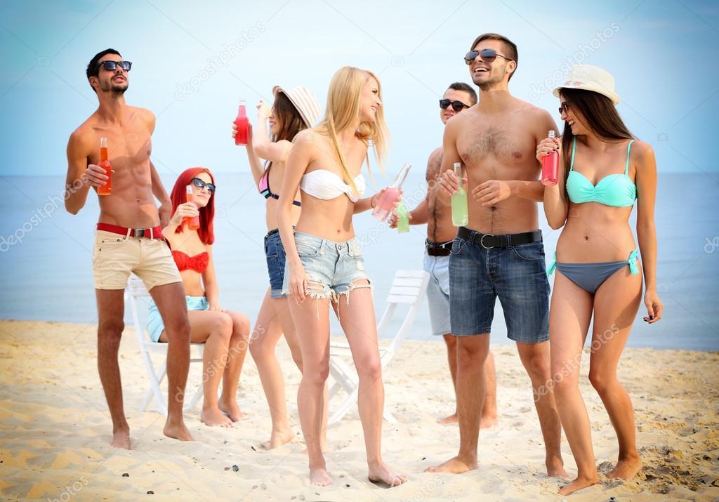 Фотографии красивых людей на пляже фото 324-390