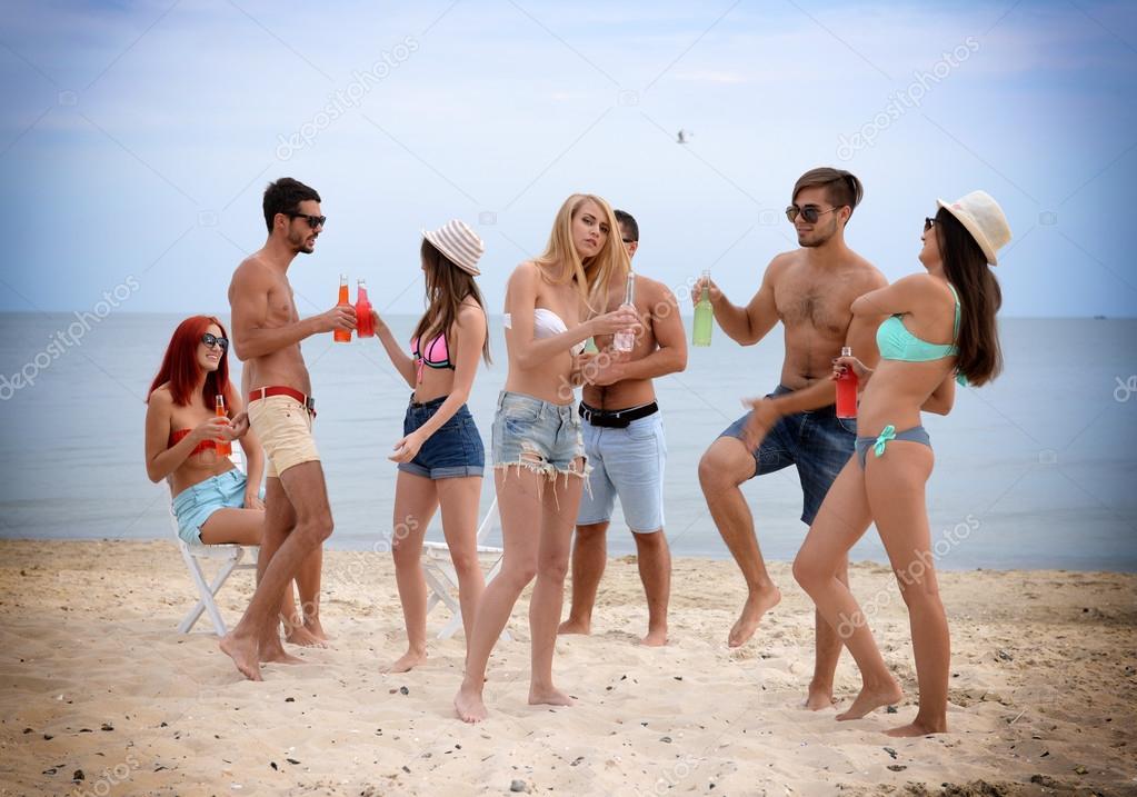 Фотографии красивых людей на пляже фото 324-736