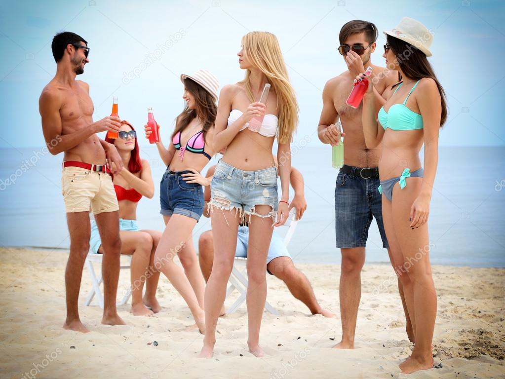 Фотографии красивых людей на пляже фото 324-976