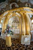 Interior of Catherine Palace in Pushkin — Stock Photo