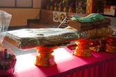 Monk ordination ceremony in Thailan — Stock Photo