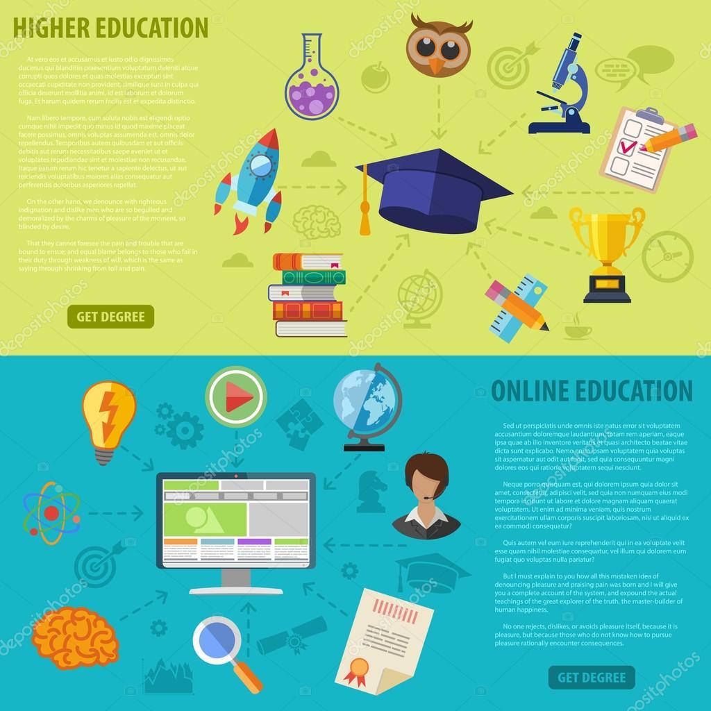 Веб дизайн и высшее образование