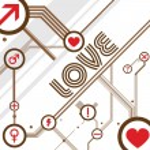 Love design vector — Stock Vector #66146395