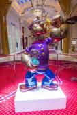 Wynn Las Vegas Popeye — Stock Photo