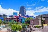Downtown Tucson — Stok fotoğraf