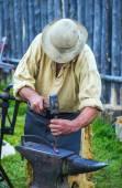 Fort Bridger Rendezvous 2014 — Stockfoto