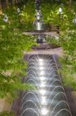 Salt Lake City , City Creek — Foto Stock