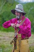 Fort Bridger Rendezvous 2014 — Stockfoto