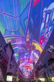 Las Vegas , Fremont Street Experience — Stock Photo