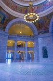 Utah State Capitol Building interior — Stock Photo