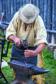 Fort Bridger Rendezvous 2014 — Foto de Stock