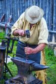 Fort Bridger Rendezvous 2014 — Foto Stock