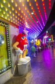 M&M world Las Vegas — Foto Stock