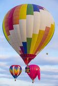 Albuquerque Balloon Fiesta — Foto Stock