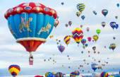 Albuquerque Balloon Fiesta — Stok fotoğraf