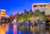 Las Vegas - Mirage — Stock Photo