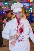 Parata di halloween di Las vegas — Foto Stock