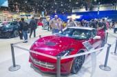 SEMA car show 2014 — Stockfoto