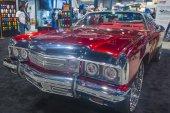 SEMA car show 2014 — Stock Photo
