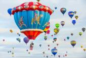 Albuquerque Balloon Fiesta — Stock Photo