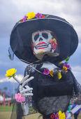 Dia de los muertos — Stock Photo