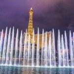 Las Vegas , fountains — Stock Photo #60095049