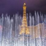 Las Vegas , fountains — Stock Photo #60095105