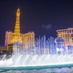Las Vegas , fountains — Stock Photo #60674155