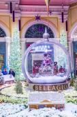 Bellagio Hotel Conservatory & Botanical Gardens — Stockfoto