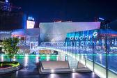 Las Vegas Crystals mall  — Zdjęcie stockowe