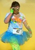 Color Run Las Vegas — Стоковое фото