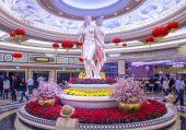 Las Vegas  Caesars — Stockfoto