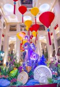 Las Vegas , Venetian Chinese New Year — 图库照片
