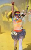Color Run Las Vegas — Stockfoto