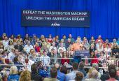 Rand Paul кампании в Лас-Вегас — Стоковое фото