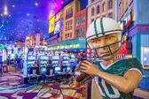 Las Vegas New York hotel — Stockfoto