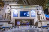 Las Vegas Luxor Hotel — Stock fotografie