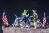 FMX motocross — Stock Photo
