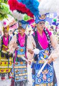 Festival of Valle del Maiz — Stockfoto