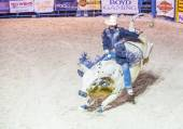 Helldorado days Rodeo — Zdjęcie stockowe