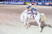 Helldorado dagen rodeo — Stockfoto