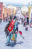 Valle del maiz Festivali — Stok fotoğraf
